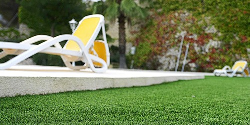césped artificial para jardin