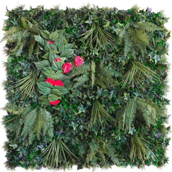 Jardin Vertical Artificial - Lush Spring
